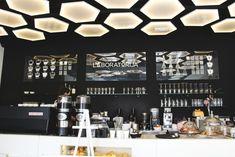 Laboratorija Cafe in New Belgrade, Serbia