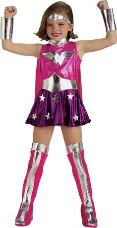 disfraces de superheroinas y heroes