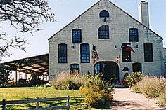 becker vineyards in Fredricksburg, TX.  I loved the porch.