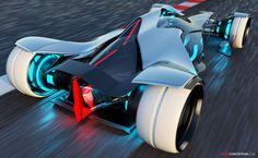Infiniti Enters 'SYNAPTIQ' in LA Auto Show Design Challenge [Futuristic Cars: http://futuristicnews.com/category/future-transportation/]