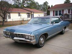 1967 Chevrolet Caprice Custom Coupe