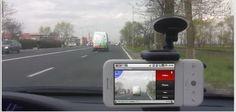 Utiliza ese viejo teléfono con Android, como Dashcam (cámara para auto)