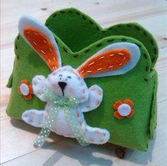 Svuota tasche con coniglio