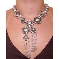 Colar Tiffany • Caleidoscópio Jewelry www.angelarossi.com.br