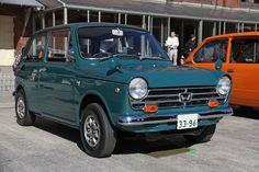 1969 Honda N360 - I LOVE HONDA!
