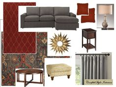 Living Room Design 2013 by ConfettiStyle Interiors