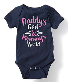 This adorable bodysuit keeps your little darling snug as can be in supersoft, breathable cotton fabric. The handy lap neck and bottom snaps make changes easy-peasy and a charming graphic adds a playful touch.