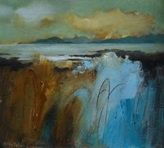 "Helen Tabor ""Grasses Near The Sea"""