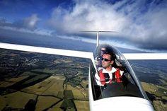 gliding - What fab views!