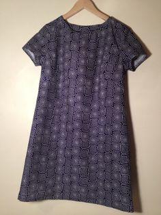 Merchant and Mills Camber Dress #merchantandmills #sewing #dressmaking