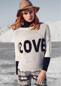 Knitwear, Pullover, Type, Sweaters, Women, Fashion, Moda, Tricot, Fashion Styles
