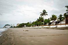 Same Beach, Esmeraldas Province Ecuador