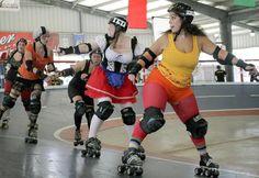 Roller Derby workout for skating backwards   Derbyville - Roller Derby Gear, Skates & Equipment Colorado