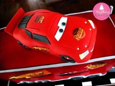 car cakes, cake tutorial, lighten mcqueen, cake decor, mcqueen car, lightn mcqueen, mcgreevi cake, mcqueen cake, cake toppers