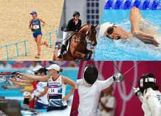 How to train for modern pentathlon