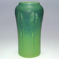 Rookwood Matte Green Vase