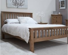 Bramley Oak King Size Bed