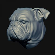 """Receive wonderful ideas on """"bulldog dogs"""". They are actually available for you on our site. English Bulldog Art, French Bulldog, Clay Animals, Animals And Pets, Carved Wooden Animals, Puppy Store, Bulldogs Ingles, Dog Anatomy, Animal Masks"""