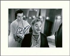 Claire Bloom Limelight Charlie Chaplin Signed Autograph Photo Print In Mount