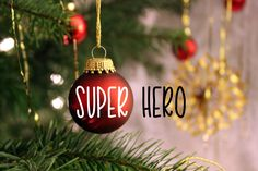 Super Hero by Justina Tracy available for $4.00 at FontBundles.net