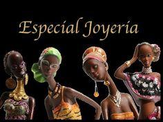 En este especial de mi serie de Africanas te  voy a dar ideas para que  le pongas joyeria a tus africanas  y se vean espectaculares.