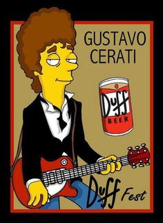 + Bien!! Soda Stereo, Rock Argentino, Jazz Players, Welcome To My House, Music Images, Cultura Pop, The Simpsons, Memes, Rock N Roll