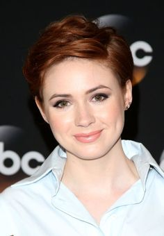 Modest short back to school hairstyles