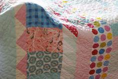 pastel love patchwork domki by dom artystyczny