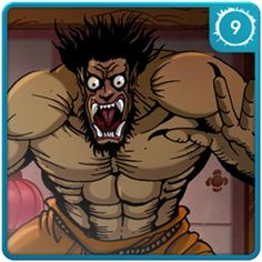 Ogre Of Rashomon ($0.99) available in the Windows Phone Marketplace Apps, Windows Phone, Superhero, Illustration, Fictional Characters, Illustrations, App