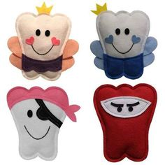 You can also buy a tooth fairy pillow if you're not the DIY type.
