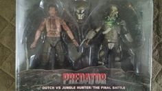 PREDATOR Final Battle