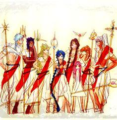 the divine staves Magi Masrur, Magi 3, Solomon And Sheba, Magi Adventures Of Sinbad, Magi Kingdom Of Magic, Aladdin Magi, Anime Magi, Anime Group, Sad Art