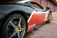 Ferrari, photo Renato Natali