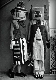 Sophie Taeuber Arp// Dada Puppets & Surreal Geometry , 20s