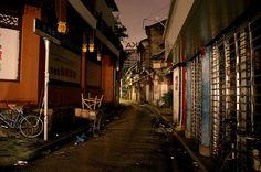 Midnight Bike Ride   Shanghai