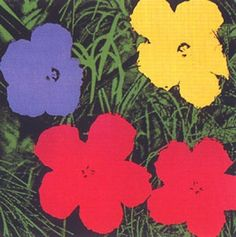 Flowers 73 by Andy Warhol