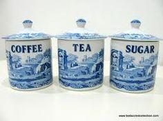 Love blue & white china.