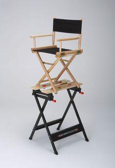 Directors Chair + DIY Bench : Daniel Eatock