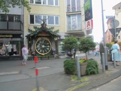 Weisbaden,Germany-Largest coo-coo clock