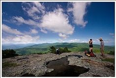 Great Virginia hikes - tough climbs with great views