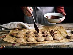Rýchle sušienky z ovsených vločiek - Cookies recept - Lenivá Kuchárka Make It Yourself, Cookies, Breakfast, Sweet, Fit, Youtube, Blog, Crack Crackers, Morning Coffee