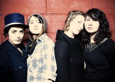 Warpaint best band of the 10's