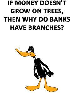 Funny Cartoon Quotes, Cartoon Jokes, Funny Animal Memes, Funny Comics, Funny Duck, Looney Tunes Characters, Classic Cartoon Characters, Looney Tunes Cartoons, Sarcastic Quotes