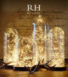 restoration hardware lights