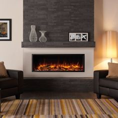 Gazco Fires - Skope 195R | A Bell | Electric Fires