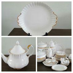 Royal Albert - Val d'Or Royal Albert, Pie Dish, Plates, Dishes, Tableware, Licence Plates, Dinnerware, Griddles, Tablewares