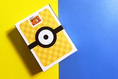 Card Radar: Despicable Me 3 Minion Playing Cards from McDonalds
