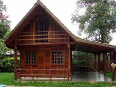 plantas de casas de madeira - Pesquisa do Google