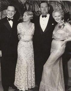 Laurel, Hardy, Thelma Todd