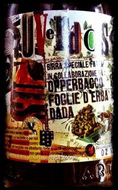 Overdose - Dada+Opperbacco+Foglie D'erba Brewery
